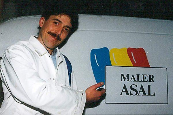Eberhard Asal - Malerbetrieb