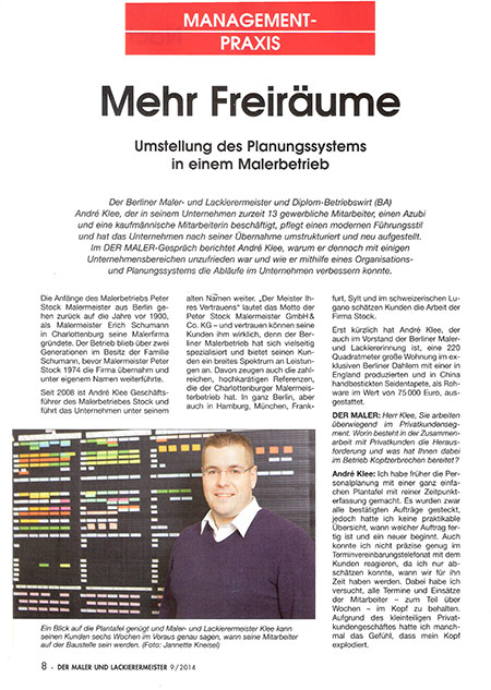Peter Stock Malermeister GmbH